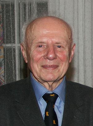 Günter Kießling - Kießling in 2007