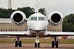 Gulfstream G550 - RIAT 2017 (35439136164).jpg
