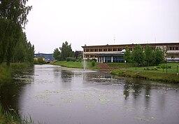 Parken ved Gullringshus anlæg
