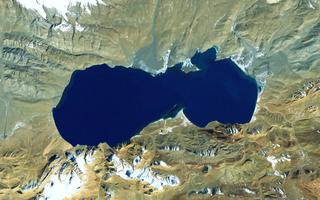 lake of China