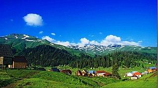 Guria Region (mkhare) of Georgia