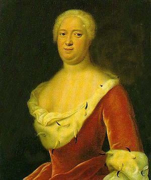 Duchess Gustave Caroline of Mecklenburg-Strelitz - Image: Gustave of Mecklenburg Strelitz