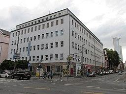 Moselstraße in Frankfurt am Main