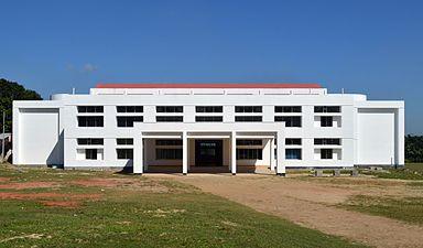 Gymnasium at University of Chittagong (07).JPG