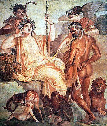 Clasicismo greco latino dating