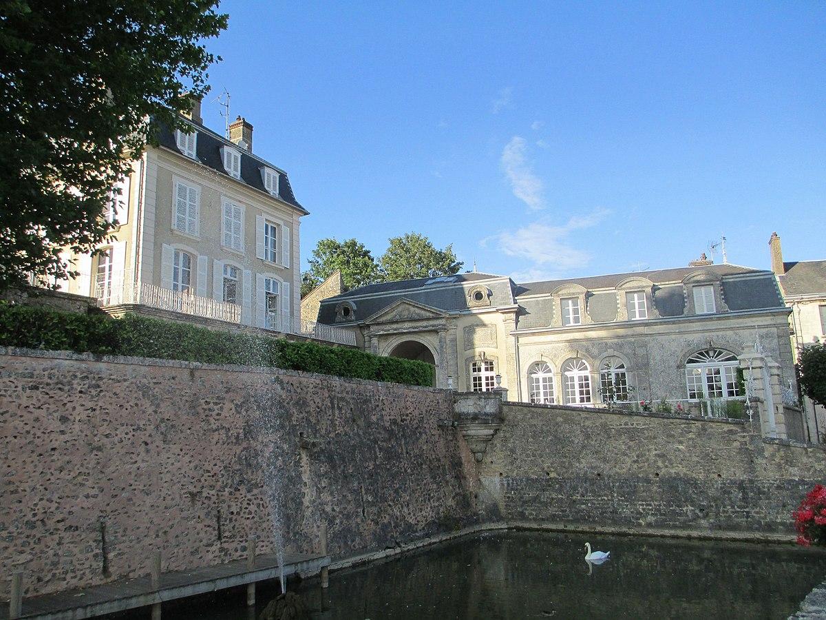 H u00f4tel Bansard des Bois u2014 Wikipédia # Hotel Des Bois Seltz