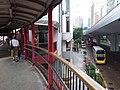 HK 上環 Sheung Wan north 干諾道中 Connaught Road Central Shun Tak Centre footbridge view morning August 2019 SSG 03.jpg