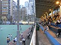 HK Mongkok 旺角 evening 麥花臣球場 Macpherson Playground visitors Auditoria May-2011 003.JPG