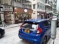 HK SYP 西營盤 Sai Ying Pun 高街 High Street sidewalk carpark automobile April 2020 SS2 13.jpg