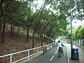HK TC Fu Tung Estate bikeways 2.JPG