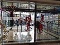 HK TST 尖沙咀 Tsim Sha Tsui 梳士巴利道 Salisbury Road 星光行 Star House mall glass doors CNY greeting sign January 2020 SS2.jpg
