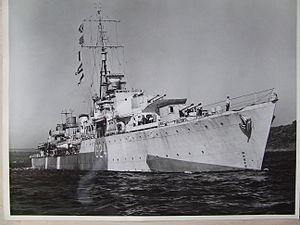 HMCS Huron