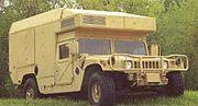 HMMWV ambulance 4-litter armored M997a2