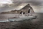 HMS Dragon Near Gibraltar MOD 45155270.jpg