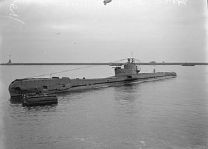 Operation Flipper - Submarine HMS Torbay
