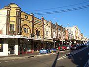 Haberfield shops 1