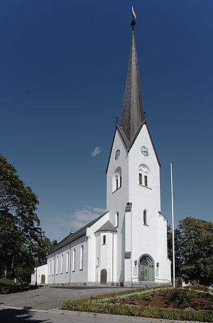 Hamar Cathedral - Image: Hamar Domkirke 2014