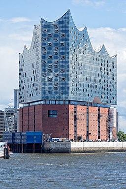 Hamburg - Elbphilharmonie - 2016