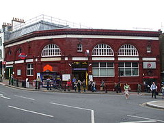 Hampstead station building.JPG