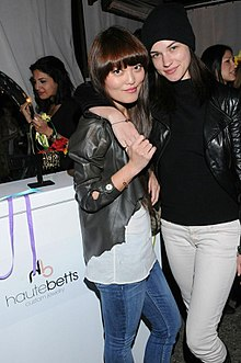 Hana Mae Lee and Alexis Knapp.jpg
