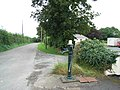 Hand Pump at Bellewstown - geograph.org.uk - 545487.jpg