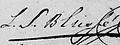 Handtekening van Louise Sophie Blussé (1801-1896).jpeg