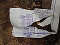 Handwriting in Odia language of a five year old kid.jpg