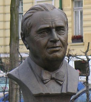 Wiener Film - Hans Moser, one of the defining actors of the Wiener Film