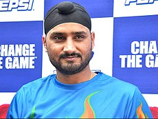 Harbhajan Singh's Pepsi promotional event 'Change The Game'.jpg