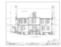 Harper House, Wrightsboro Road, Augusta, Richmond County, GA HABS GA,123-AUG.V,1- (sheet 6 of 11).png