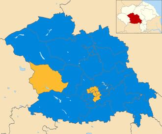 Borough of Harrogate - Harrogate District Council 2017