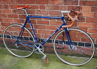 Harry Quinn - Mid-1970s Harry Quinn bicycle