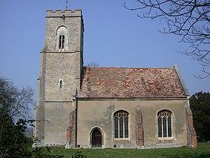 Hatley, Cambridgeshire - Church of St George