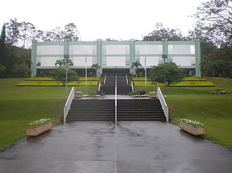 Hawaii Pacific University - Former Hawaii Loa College main building