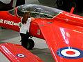Hawker Siddeley Gnat T1 (10051439944).jpg