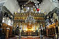 He iconostasis of the main altar Basilica of the Birth Christ - panoramio.jpg