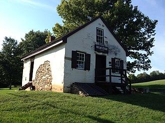 Broad Run–Little Georgetown Rural Historic District - Image: Heflin's Store
