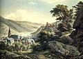 Heidelberger Schloss von Ernst Fries u C Heinzmann 1832.jpg