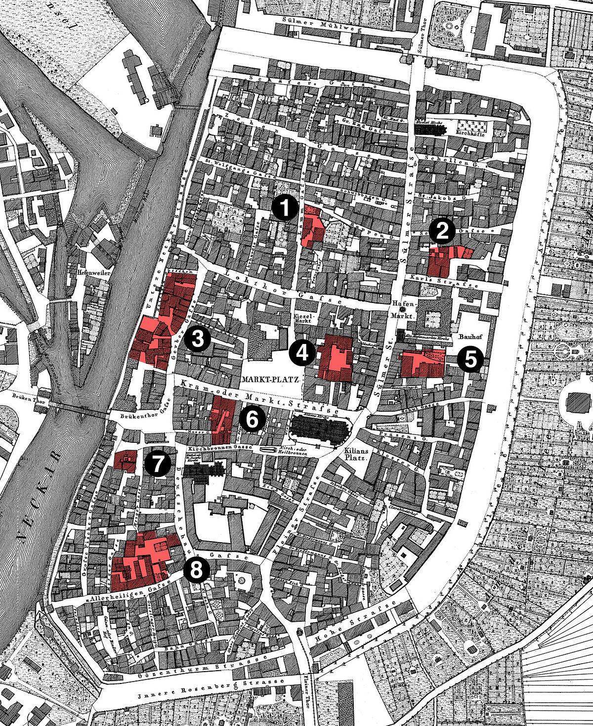 Liste Der Pfleghöfe In Heilbronn Wikipedia
