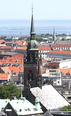 Image illustrative de l'article Église du Saint-Esprit (Copenhague)