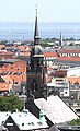Helligaandskirken Copenhagen belfry from above.jpg