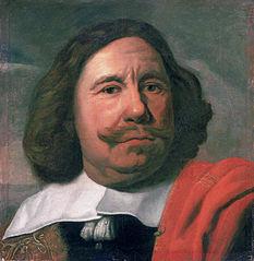 Portrait of Lieutenant-Admiral Egbert Meussen Cortenaer (c.1605–1665)
