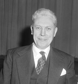 Hendrik Fayat in 1965