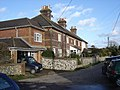 Henfield - houses in King James Lane - geograph.org.uk - 1194901.jpg