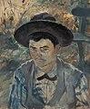 Henri de Toulouse-Lautrec - Der junge Routy auf Schloss Céleyran - 14928-ESK 2 - Bavarian State Painting Collections.jpg
