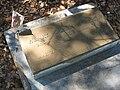 Henry Flipper Grave grave closeup.JPG