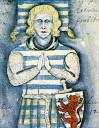 Counts of Ligny - Image: Henry Le Blond