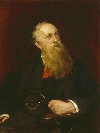 Henry Hyndman - Hyndman by Sydney Prior Hall