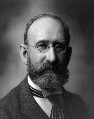 Henry Henshaw - Henshaw in 1904