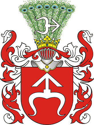 Odrowąż coat of arms - Odrowąż